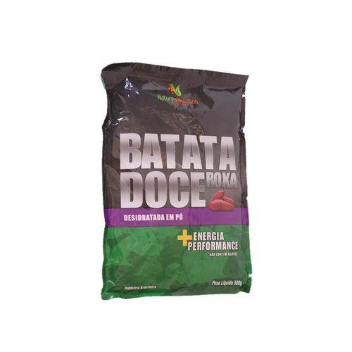 BATATA DOCE DESIDRATADA EM PÓ 1kg NATURES NUTRITION