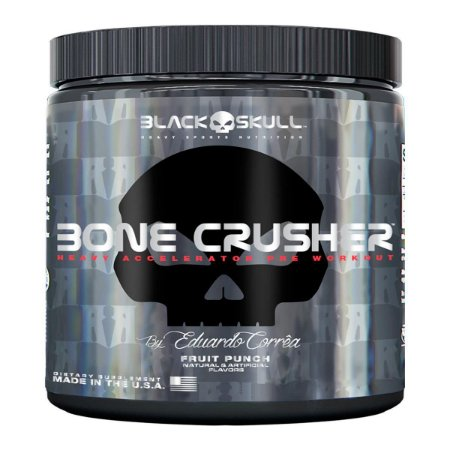 BONE CRUSHER  BLACKSKULL