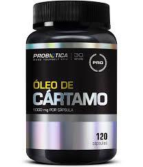 ÓLEO DE CÁRTAMO 120 CÁPSULAS PROBIÓTICA