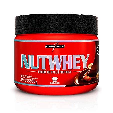 NutWhey Cream 200g Integralmédica