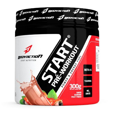 START 300G GUARANA BODYACTION