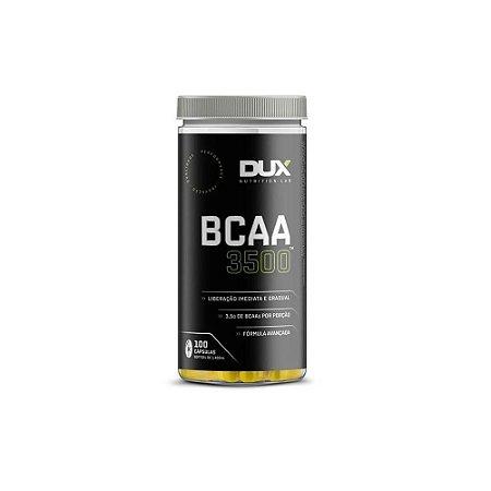 BCAA 3500 DUX 100 CÁPSULAS