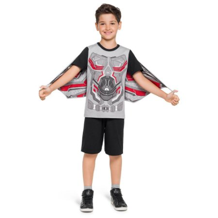 Pijama Curto Infantil Masculino Transformers