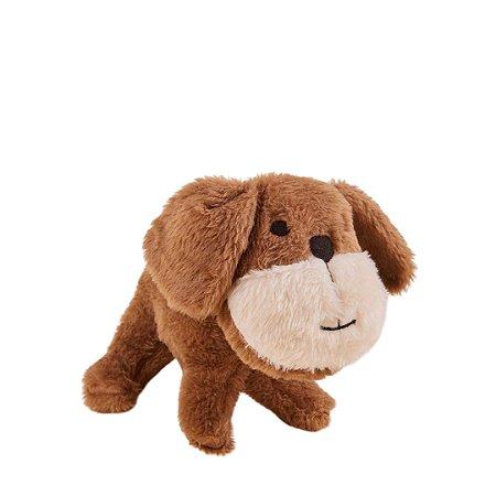 Pelúcia Cachorro Marrom
