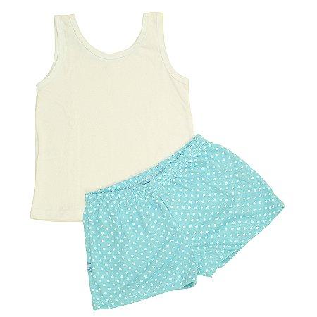 Pijama Azul Stars