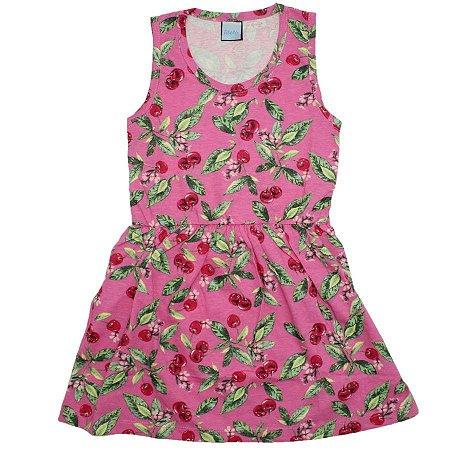 Vestido Cherry TAM 2 - 3 - 4
