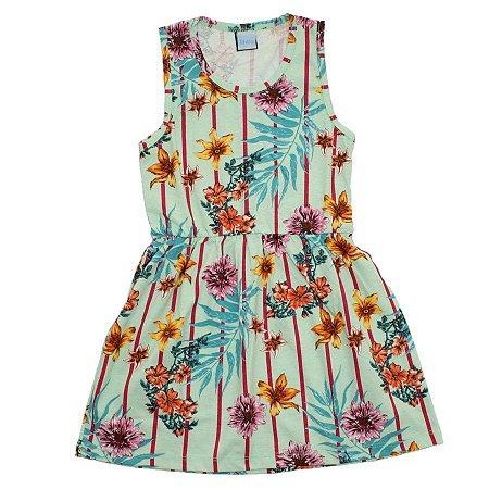 Vestido  Floral TAM 8