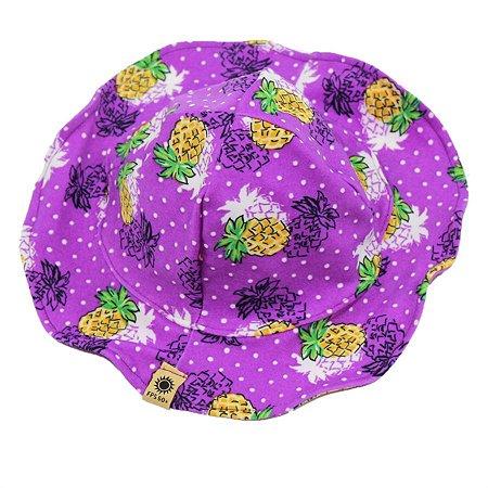 Chapéu Abacaxi Protetor Solar FPS 50 TAM PP - 1 - 4 - 6