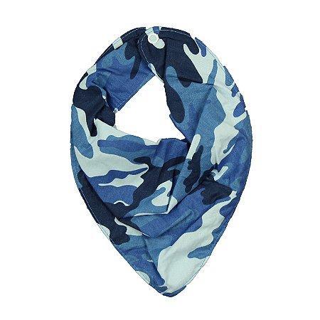 Babandana Camuflada Blue