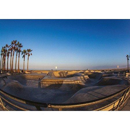 Venice Skatepark California USA Um