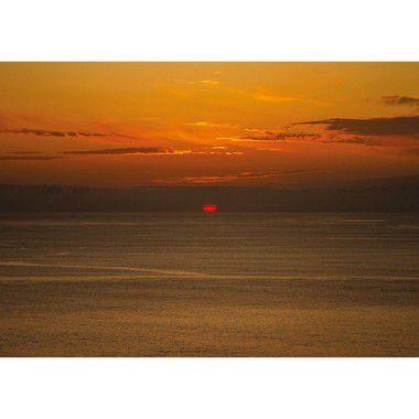 Sunset Alentejo Portugal Um