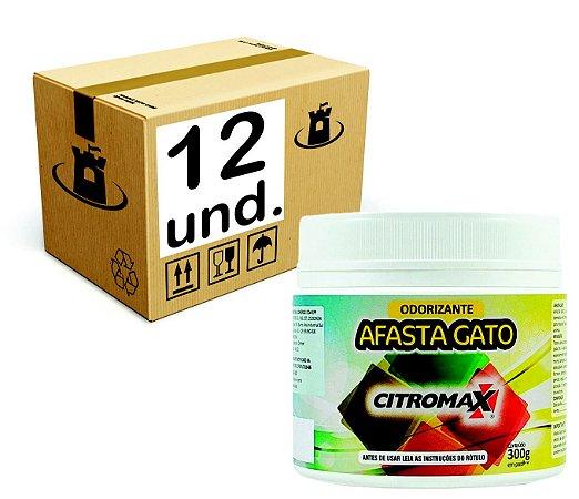 AFASTA GATO REPELENTE CITROMAX POTE - CX 12x300g