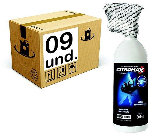 MOSQUICIDA IMIDACLOPRID CITROMAX SPRAY - CX 09x500ml