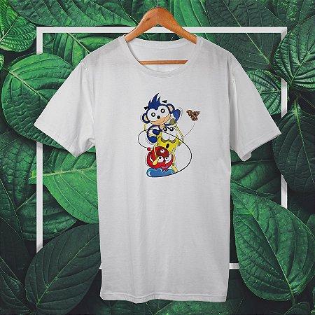 Camiseta Tribo de Téo L1