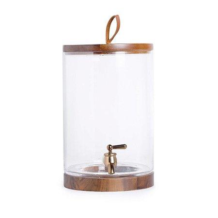 Suqueira De Vidro Inc/Mrr 5350Ml (Dispensers) C/1 Un