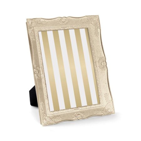 Porta Retrato Decorado Ouro 18x2x23,5 - 2 Unidades