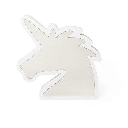 Luminoso Infinito Unicornio Branco 20X2,5X20 C/1 Un