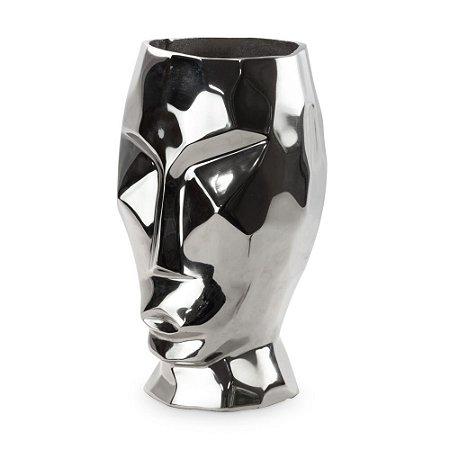 Cachepot Alumínio Cabeça M