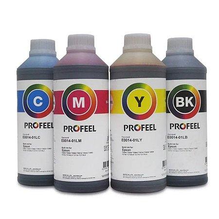 Tinta Corante para impressoras Epson 4 litros