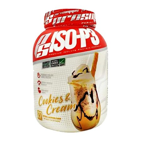 Whey Iso-P3 - Hidrolisado - Cookie & cream (2,268Kg) - Prosupps