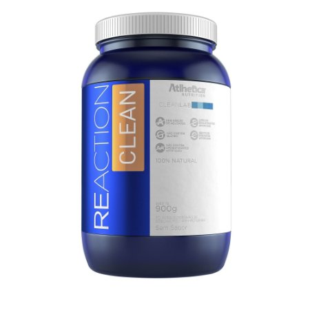 Reaction Clean (900g) - Atlhetica Nutrition