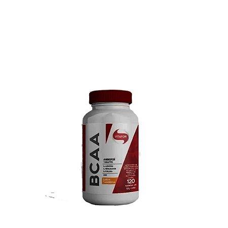 Bcaa Aminofor 120cáps Vitafor