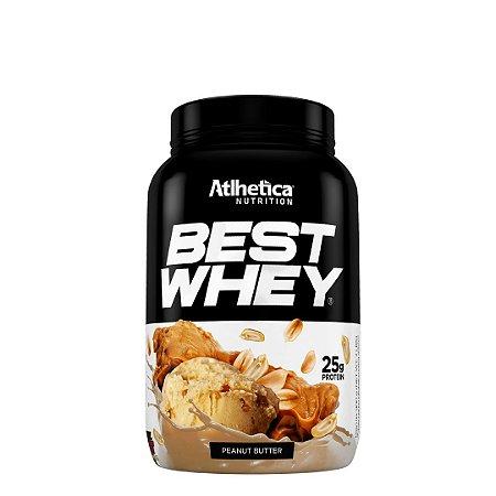 Best Whey 3W - (900g) - Atletica Nutrition