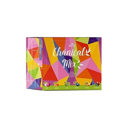 Chanical Mix (90 Sachês /135g) - Tea Fit