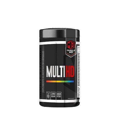 Multivitamínico Multihd (60 cáps) - Musclehd