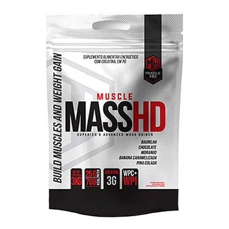 Hipercalorico MassHd (3Kg) - Musclehd