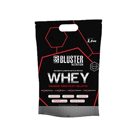 Whey Refil Blend (1,8Kg) - Bluster