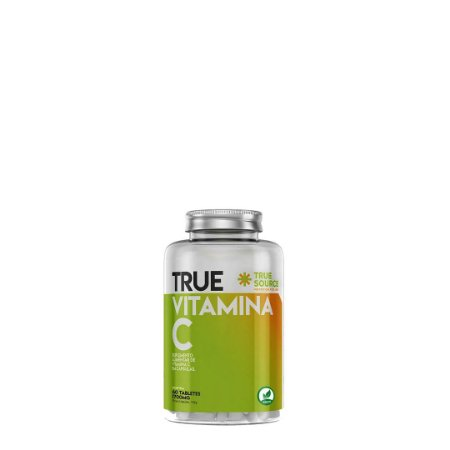 True Vitamina C (60 Tab) - True Source