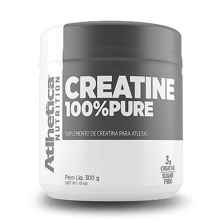 Creatina Monohidratada (300g) - Atlhetica Nutrition