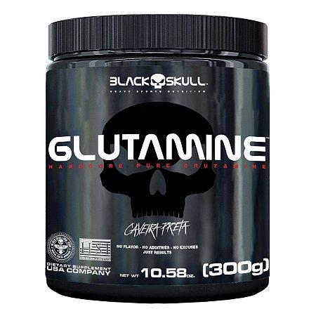 Glutamina (300g) - Black Skull
