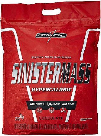 Sinistermass Hipercalórico 3kg Integralmedica