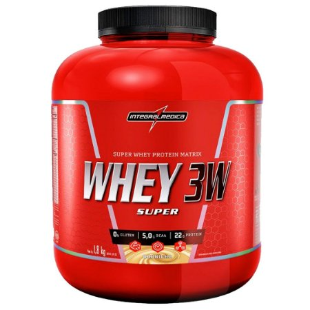 3W Whey super (1,8kg) - Integralmedica