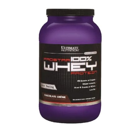 Prostar 100% Whey 900g Ultimate Nutrition