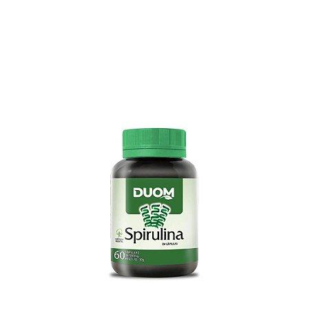 Spirulina (60 cáps) - Duom