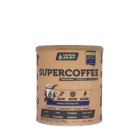 Supercoffee 220g Caffeine Army Chocolate
