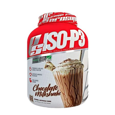 Whey Iso-P3 - Hidrolisado - Chocolate (2,268kg) - Prosupps