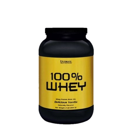 100% Whey - Concentrado - (908g) - Ultimate Nutrition