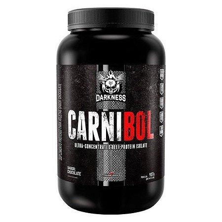 Carnibol Darkness 907g Chocolate Integralmedica