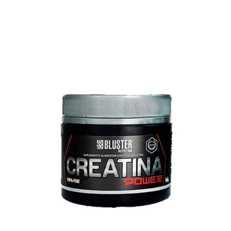Creatina 100% Pure 150g Bluster Nutrition