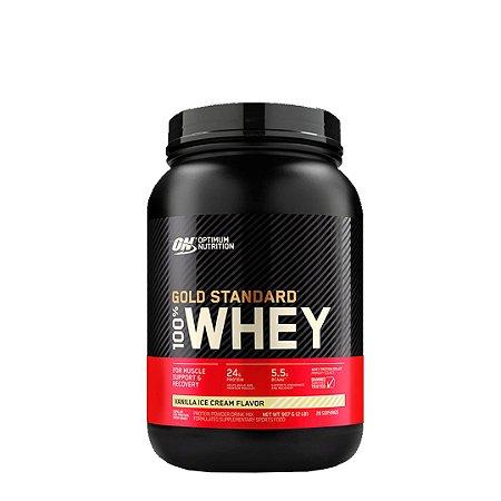 100% Whey Golg Standard Optimum Nutrition