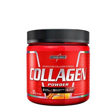 Colágeno Powder (300g) - Integralmedica Tangerina