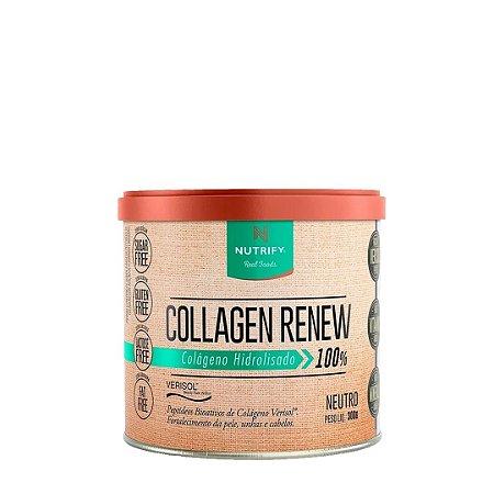 Colágeno Verisol Collagen Renew Nutrify 300g
