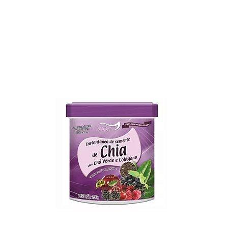Semente de Chia  Frutas Vermelhas (200g) - Duom