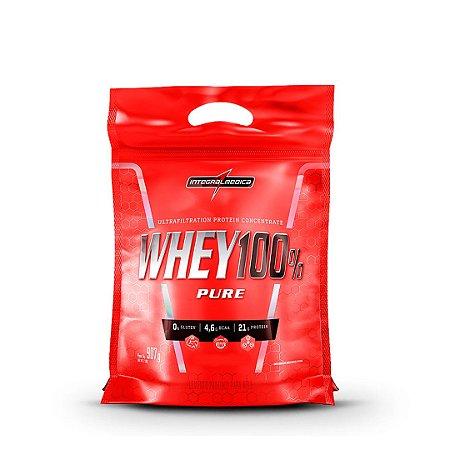 100% Whey - Concentrado - (900g) - Integralmedica