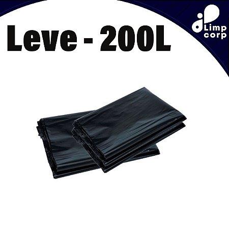 Saco para Lixo - 200 Litros - Leve