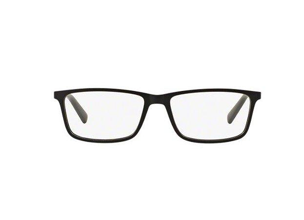 Óculos Armani Exchange Preto Masculino AX 3027L 8078  55
